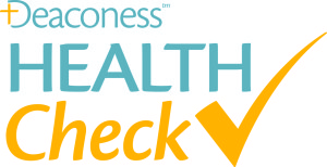 Deaconess Health Check Logo